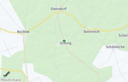 Stadtplan Steinreich