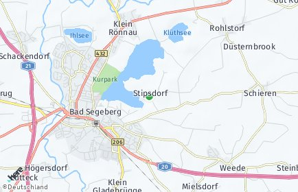 Stadtplan Stipsdorf