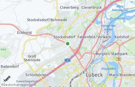 Stadtplan Stockelsdorf