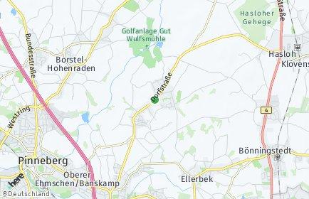 Stadtplan Tangstedt (Kreis Pinneberg)
