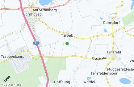 Stadtplan Tarbek