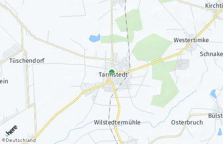 Stadtplan Tarmstedt