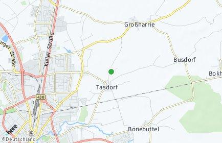 Stadtplan Tasdorf OT Tasdorf