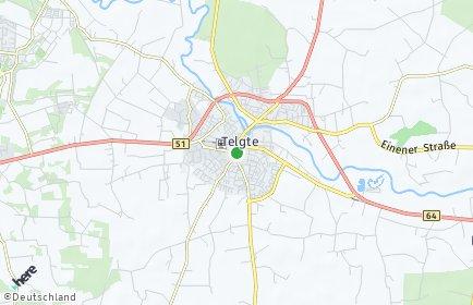 Stadtplan Telgte