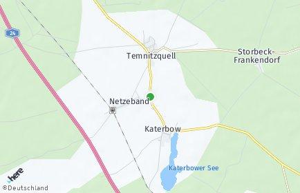Stadtplan Temnitzquell
