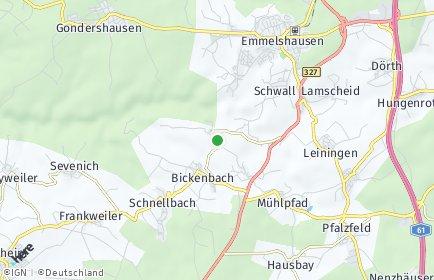 Stadtplan Thörlingen