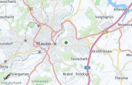 Vogtlandkreis Liste Aller Orte Mit Plz