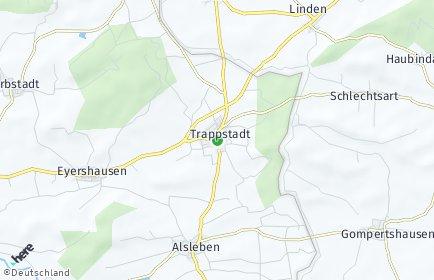 Stadtplan Trappstadt