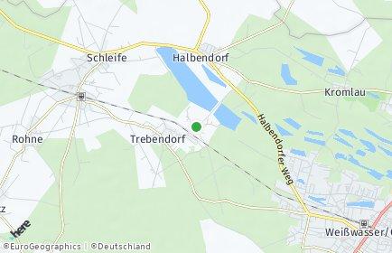 Stadtplan Trebendorf