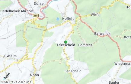 Stadtplan Trierscheid