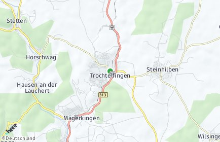 Stadtplan Trochtelfingen