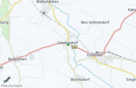 Stadtplan Ummendorf