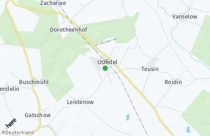 Stadtplan Utzedel