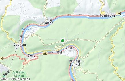 Stadtplan Valwig