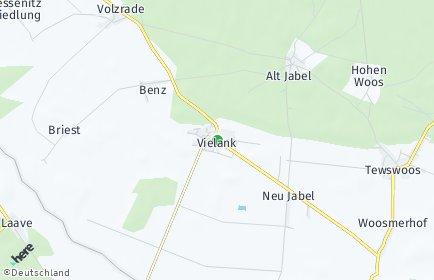 Stadtplan Vielank