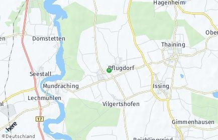 Stadtplan Vilgertshofen