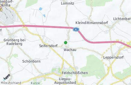 Stadtplan Wachau