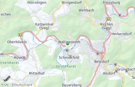 Stadtplan Wallmenroth
