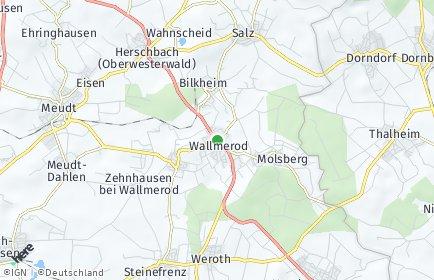 Stadtplan Wallmerod