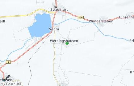 Stadtplan Werningshausen