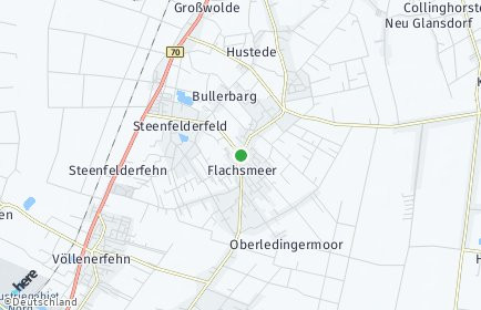 Stadtplan Westoverledingen