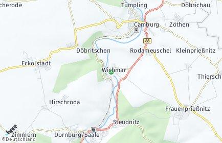 Stadtplan Wichmar