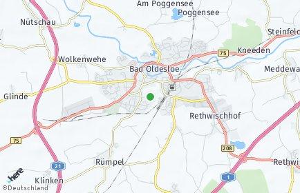 Stadtplan Stormarn
