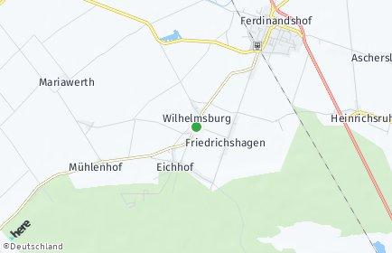 Stadtplan Wilhelmsburg