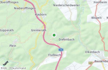 Stadtplan Willwerscheid