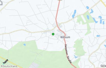 Stadtplan Wilsum