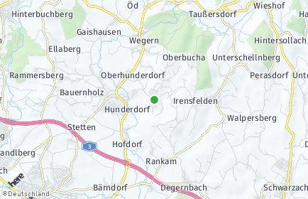 Stadtplan Windberg