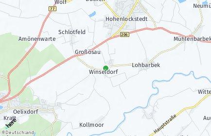 Stadtplan Winseldorf