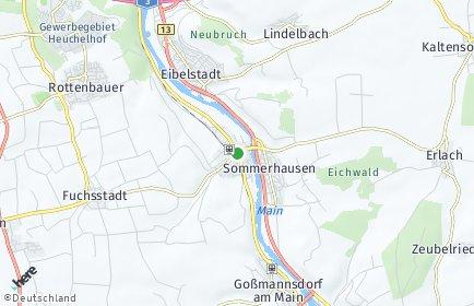Stadtplan Winterhausen