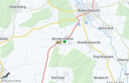 Stadtplan Winterrieden