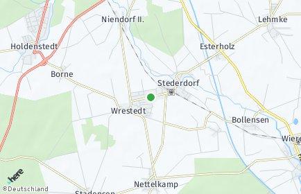 Stadtplan Wrestedt
