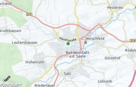 Stadtplan Rhön-Grabfeld a.d.S.