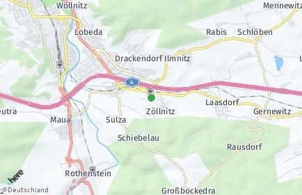 Stadtplan Zöllnitz