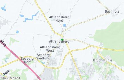 Stadtplan Altlandsberg