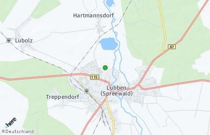 Stadtplan Dahme-Spreewald
