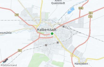 Stadtplan Harz
