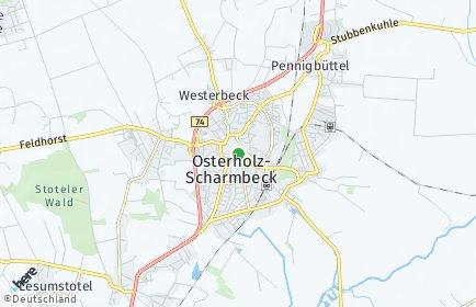 Stadtplan Osterholz
