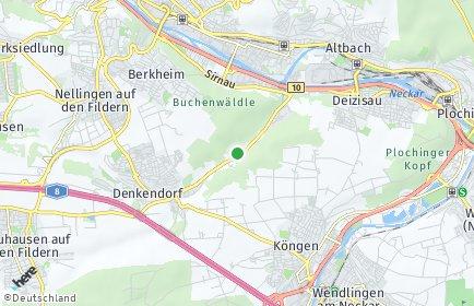 Stadtplan Esslingen