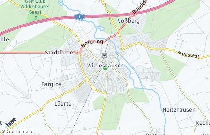 Stadtplan Oldenburg