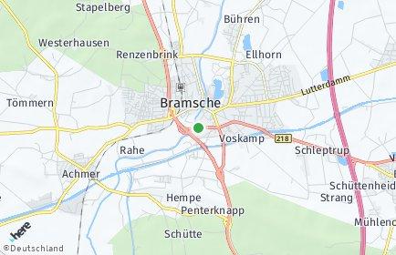 Stadtplan Osnabrück