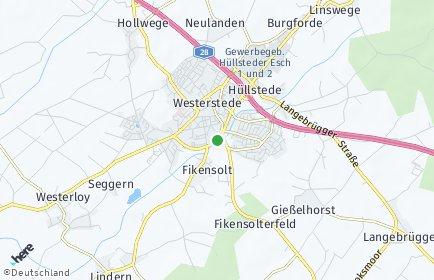 Stadtplan Ammerland