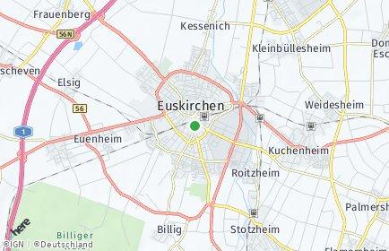 Stadtplan Euskirchen