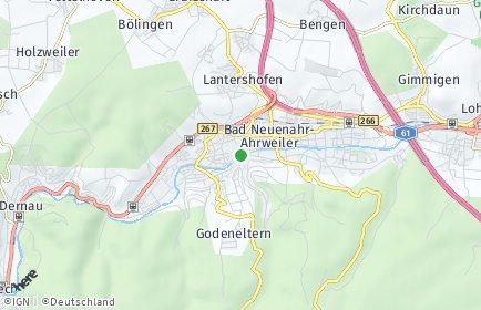 Stadtplan Ahrweiler