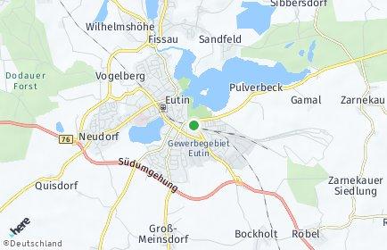 Stadtplan Ostholstein