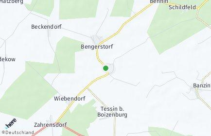 Stadtplan Bengerstorf