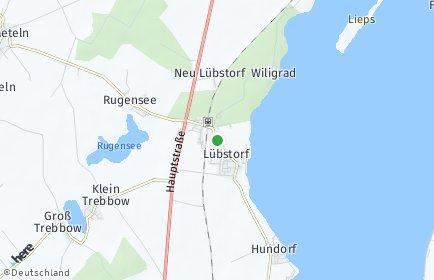 Stadtplan Lübstorf